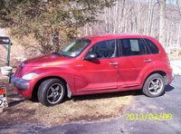 Picture of 2001 Chrysler PT Cruiser Base, exterior