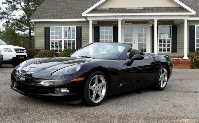 Picture of 2005 Chevrolet Corvette Convertible, exterior, gallery_worthy