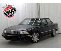 1996 Oldsmobile Ninety-Eight 4 Dr Regency Elite Sedan picture, exterior