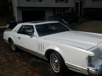 1979 Lincoln Continental Overview