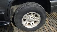 2001 Dodge Durango SLT 4WD, all 4 tires match, exterior, gallery_worthy