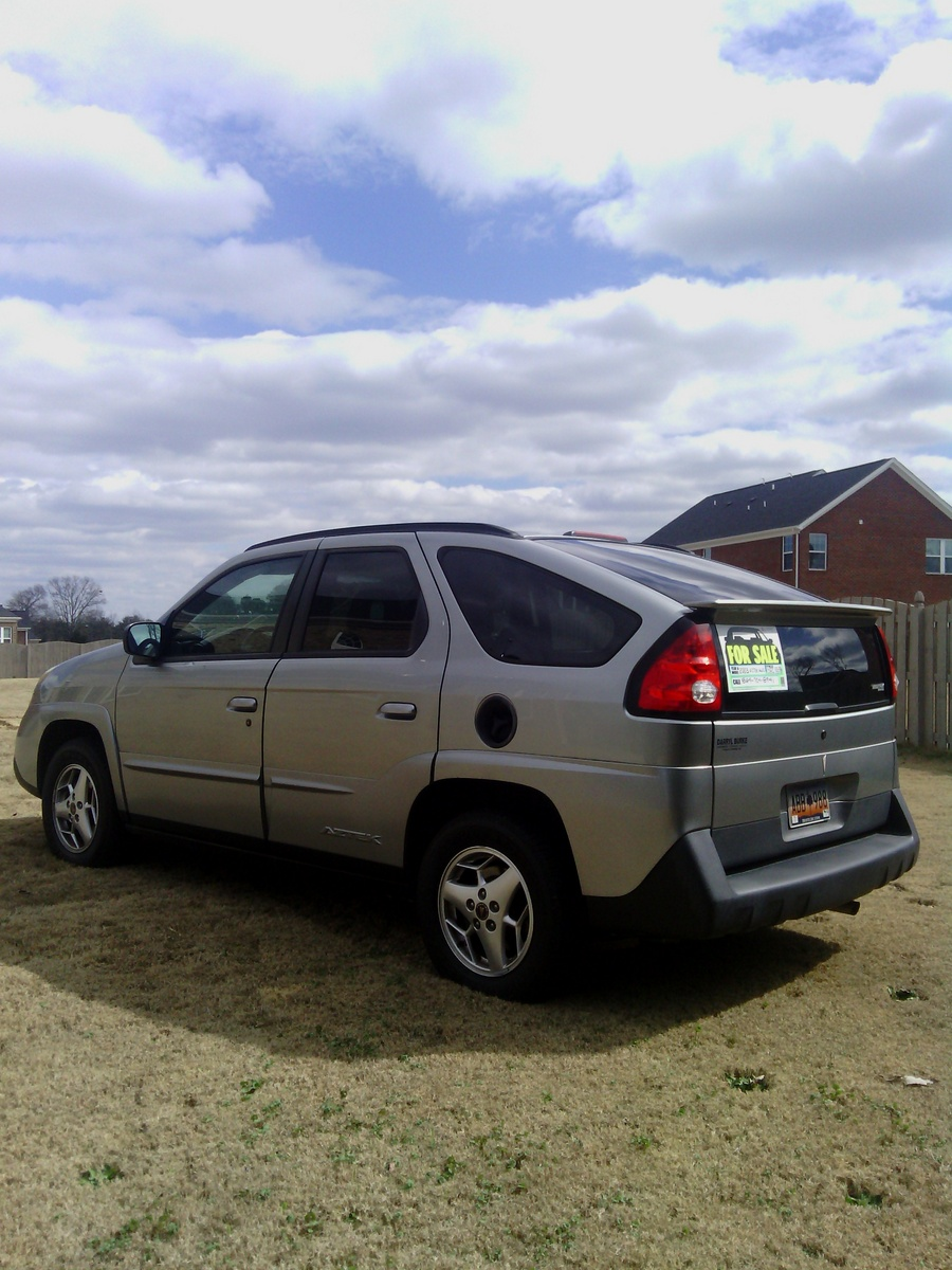 2001 Pontiac Aztek - Overview - CarGurus
