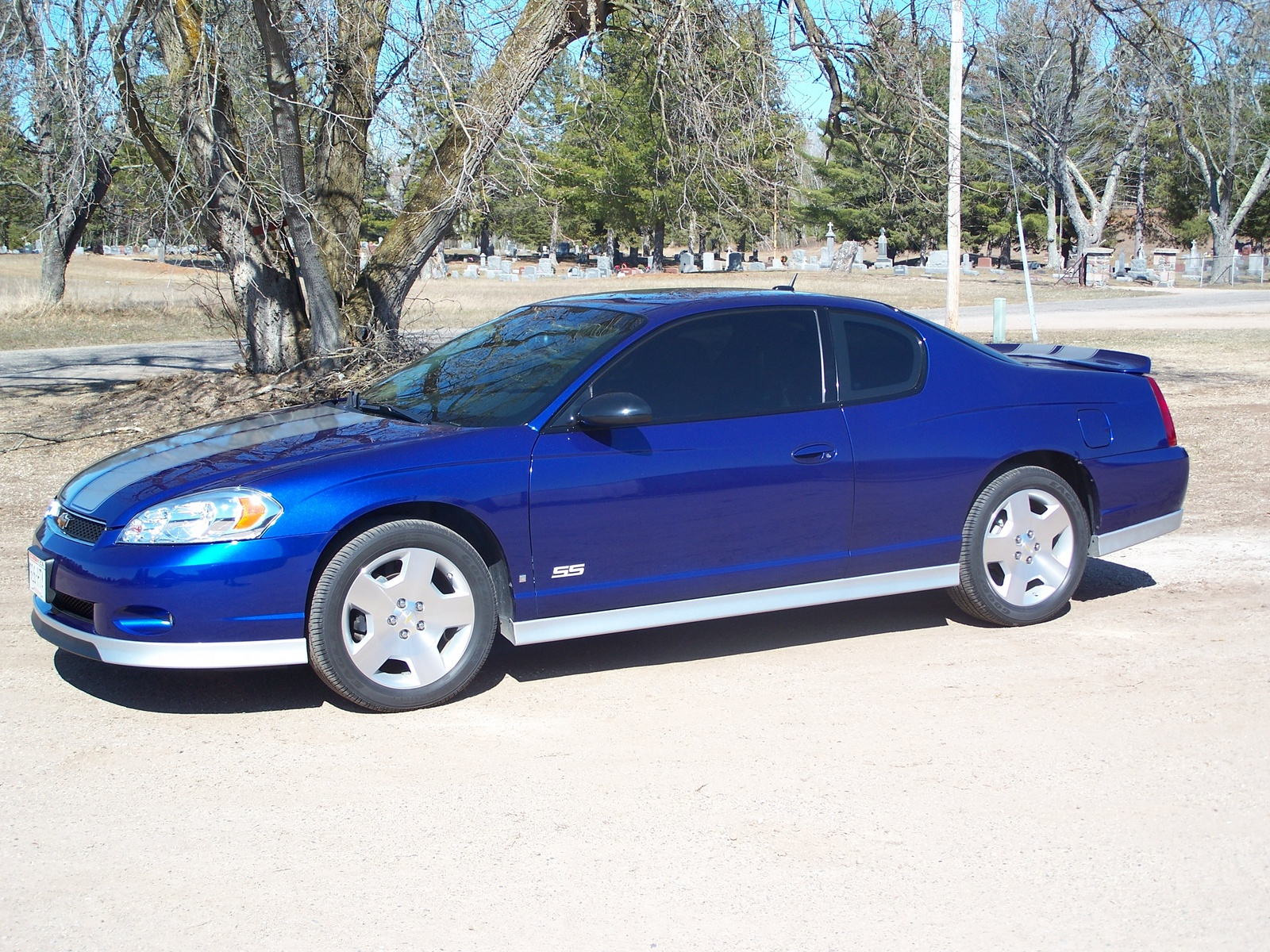 2007 chevrolet monte carlo ss related infomation specifications weili automotive network. Black Bedroom Furniture Sets. Home Design Ideas