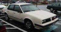 1984 Pontiac 6000 Overview