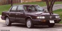 1985 Oldsmobile Cutlass Ciera Overview