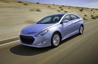 2013 Hyundai Sonata Hybrid Picture Gallery