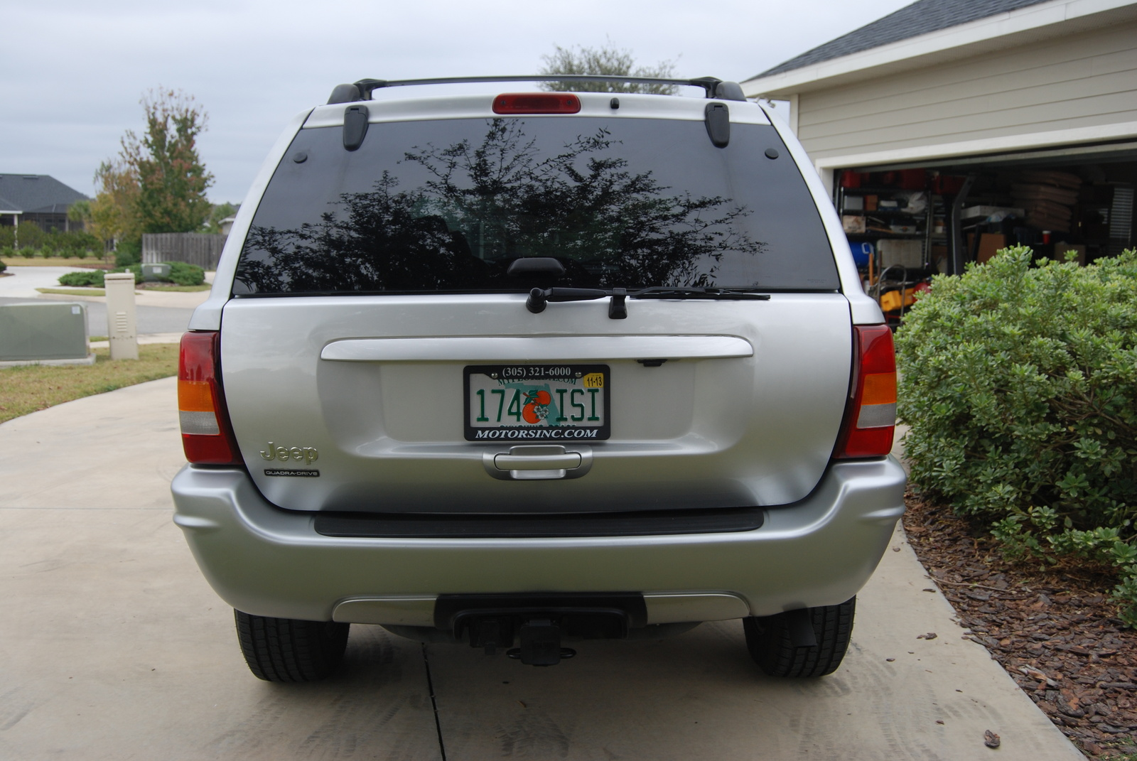 2004 jeep grand cherokee limited 4wd 2004 jeep grand cherokee rear. Cars Review. Best American Auto & Cars Review