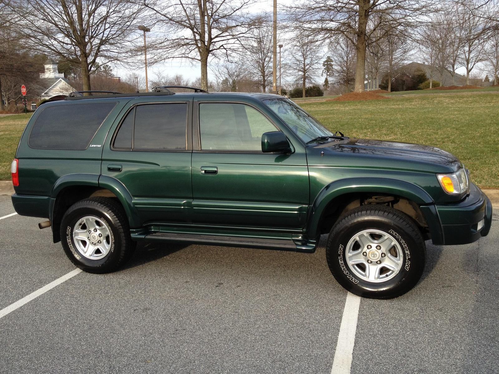 1999 Toyota 4runner Pictures Cargurus