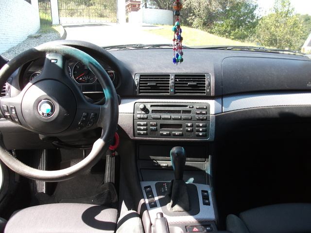 2005 BMW 3 Series - Interior Pictures - CarGurus