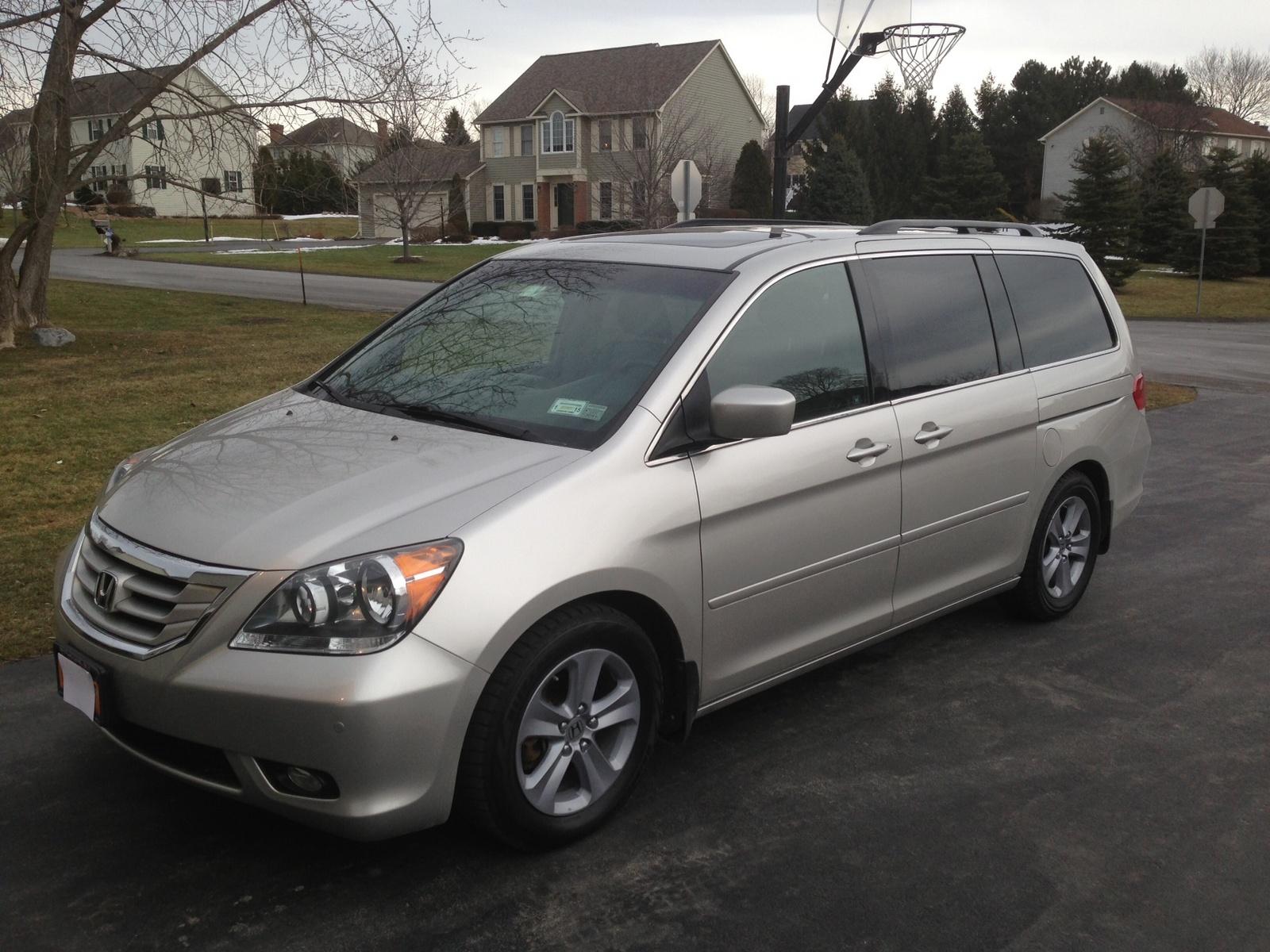 2008 Honda Odyssey Pictures Cargurus