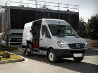 2013 Mercedes-Benz Sprinter Cargo Overview