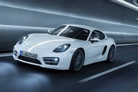 2013 Porsche Cayman Picture Gallery