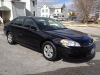 Picture of 2011 Chevrolet Impala LS, exterior