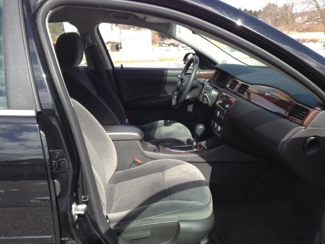 Picture of 2011 Chevrolet Impala LS, interior
