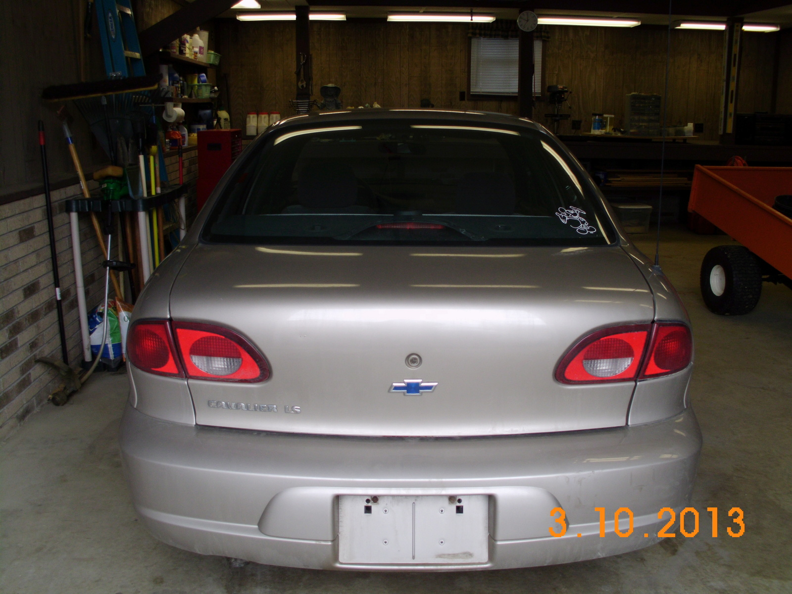 Picture of 2002 Chevrolet Cavalier LS