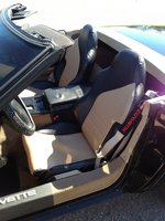 Picture of 1995 Chevrolet Corvette Convertible, interior