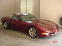 Picture of 2003 Chevrolet Corvette Convertible RWD, exterior, gallery_worthy