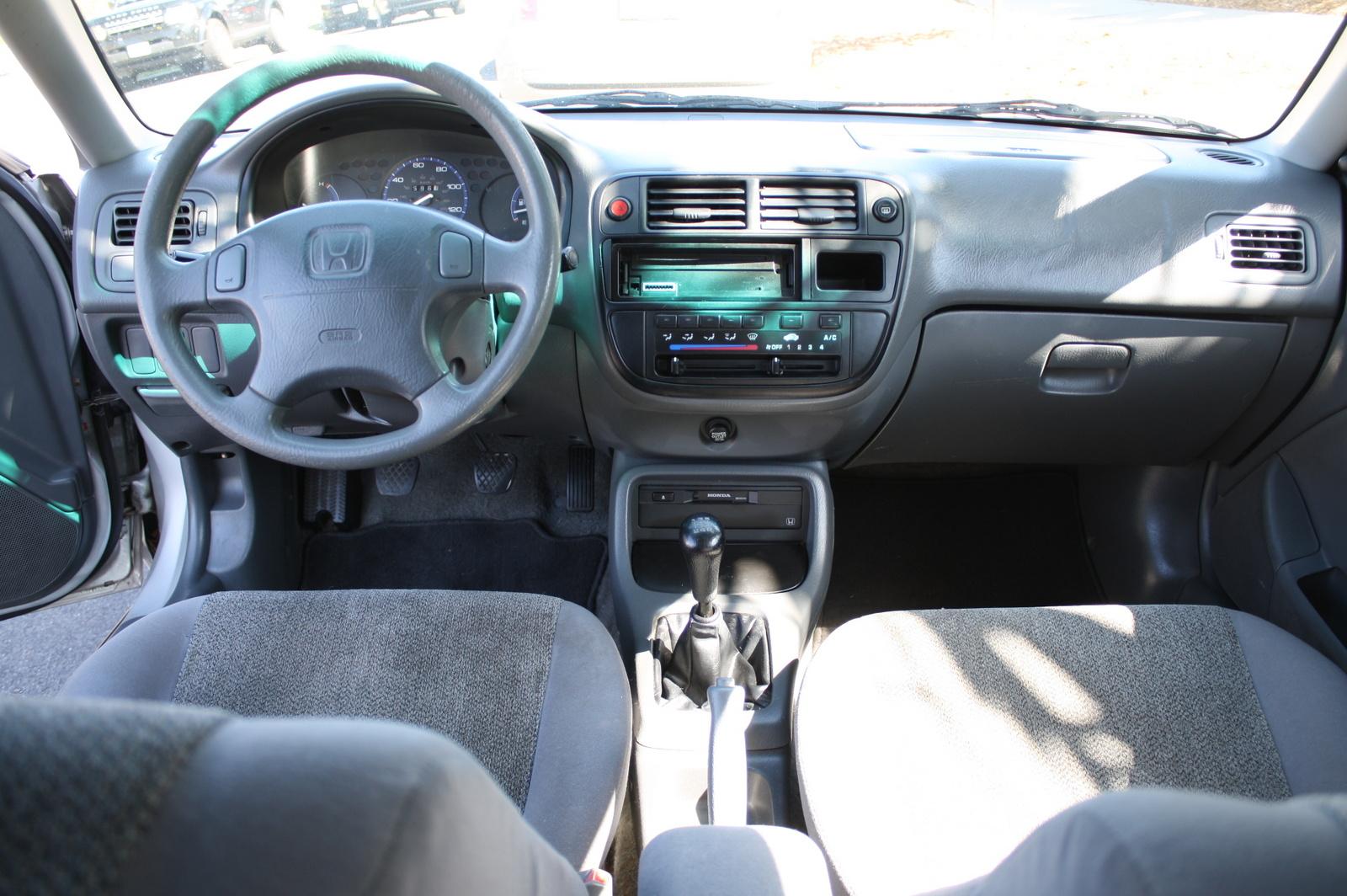 1996 honda civic interior pictures cargurus - 1996 honda civic hatchback interior ...