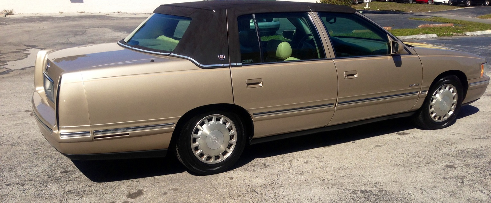 1998 cadillac deville trim information cargurus. Cars Review. Best American Auto & Cars Review