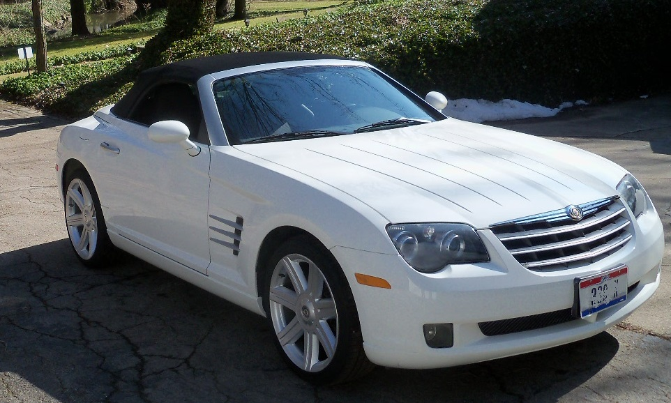 Picture of 2005 chrysler crossfire roadster limited exterior