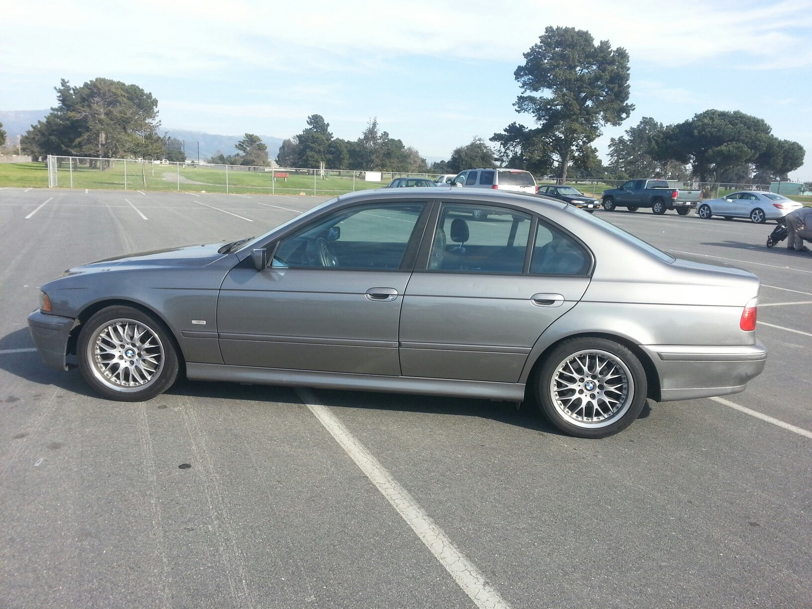 service manual how to hot wire 2003 bmw 5 series 2003