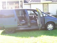 Picture of 1994 Chevrolet Lumina Minivan 3 Dr STD Passenger Van, interior, gallery_worthy