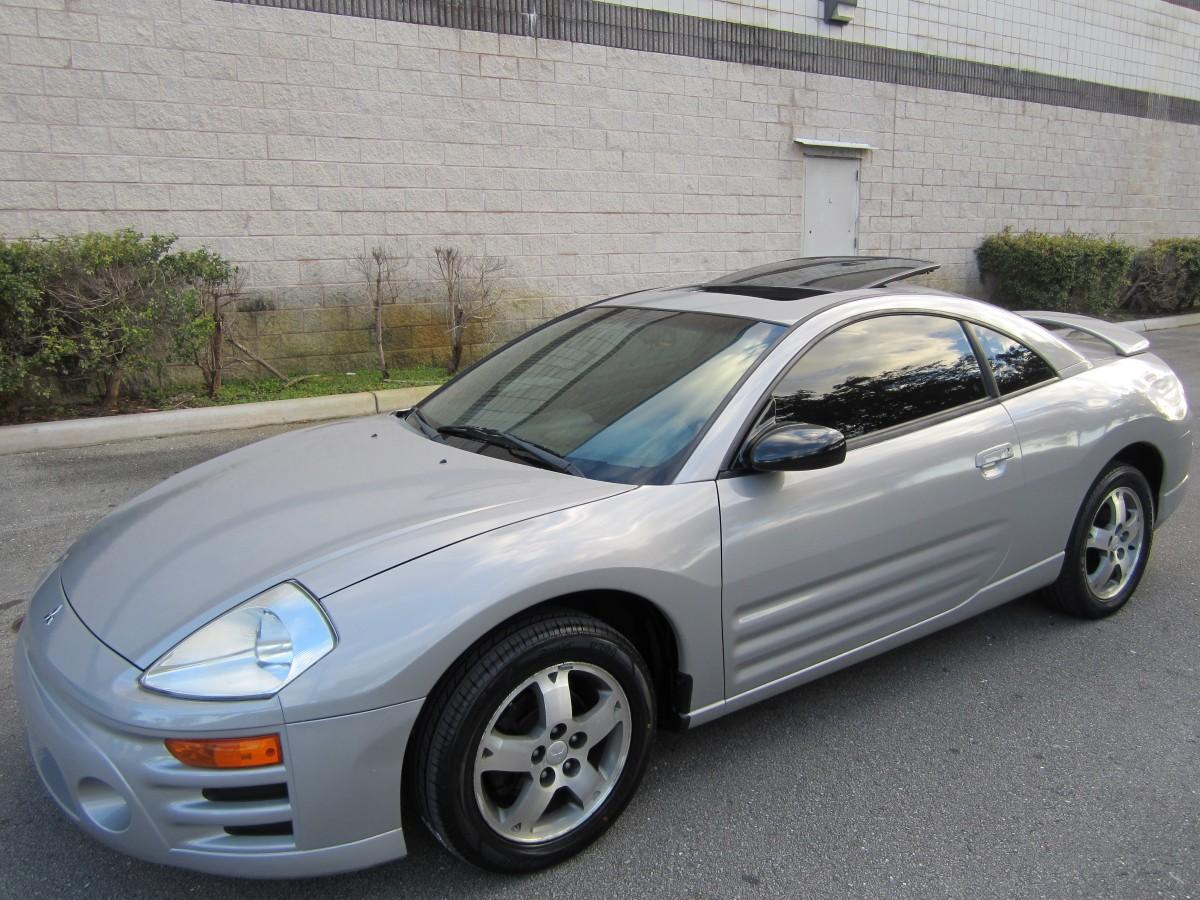 2003 Mitsubishi Eclipse Pictures Cargurus