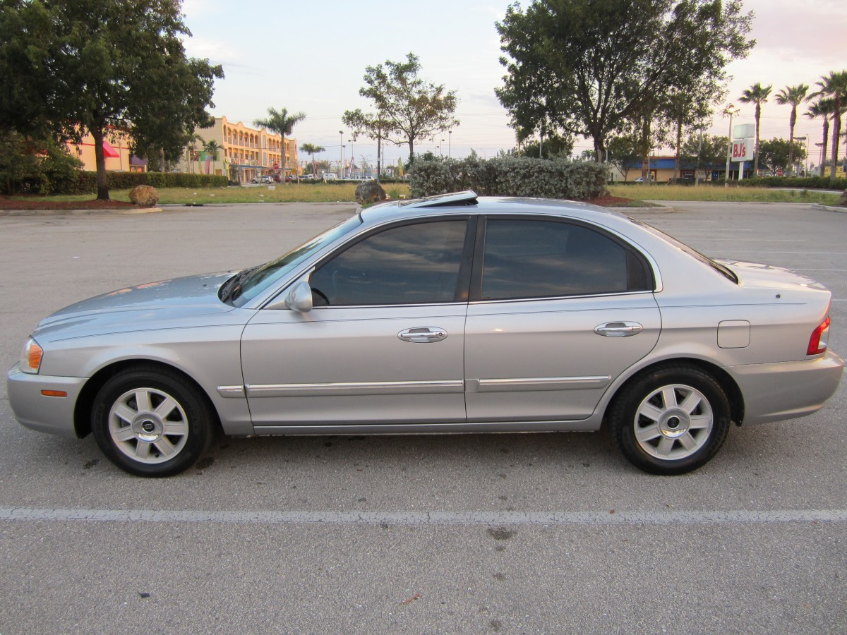 2003 Kia Optima Pictures Cargurus