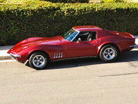 1969 Chevrolet Corvette Coupe, My 1969 Corvette., exterior