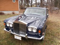 1972 Rolls-Royce Silver Shadow Overview