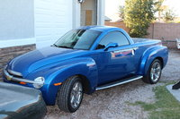 Picture of 2006 Chevrolet SSR 2dr Regular Cab Convertible SB, exterior, gallery_worthy