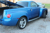 2006 Chevrolet SSR 2dr Regular Cab Convertible SB picture, exterior