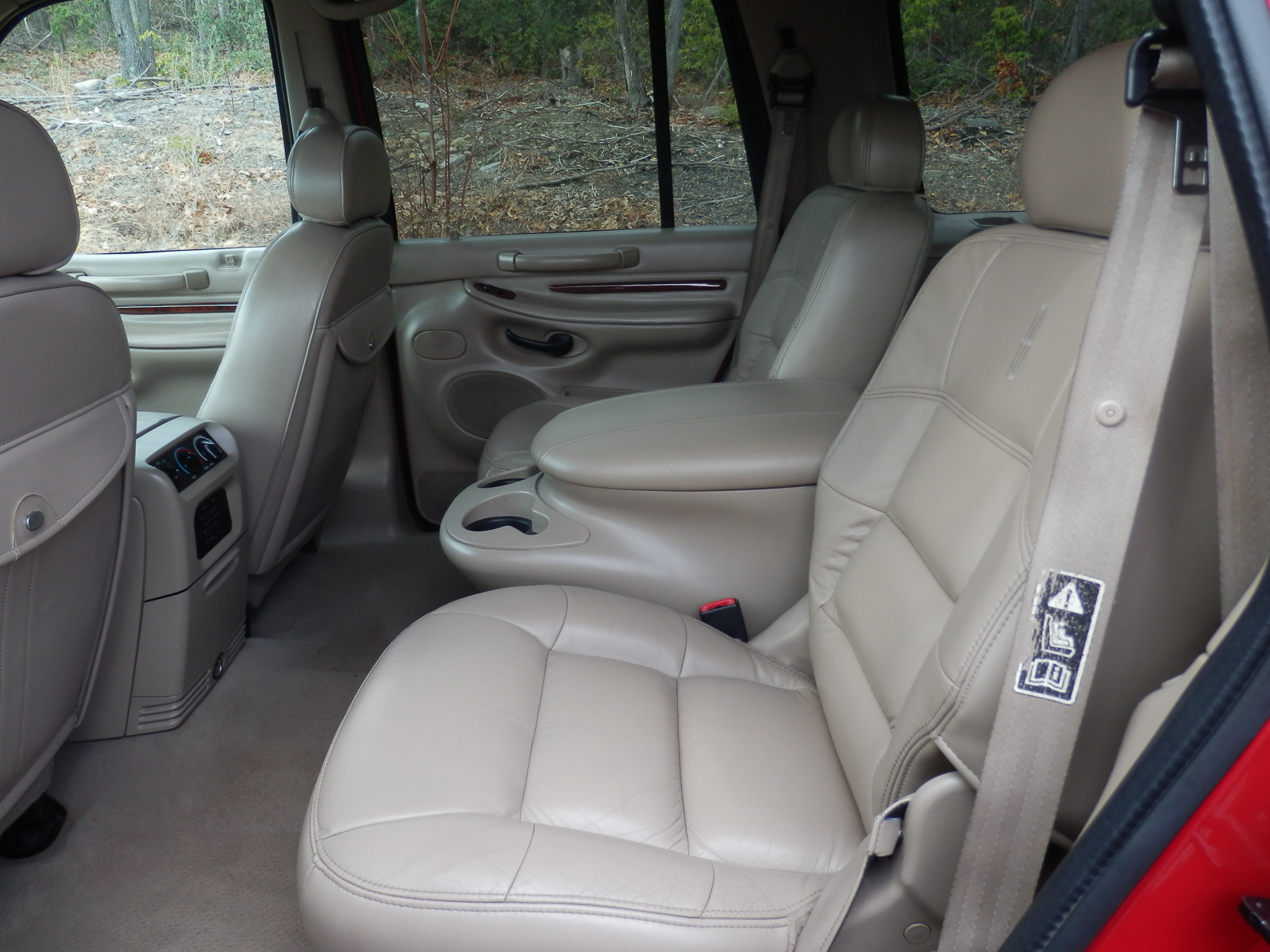 2000 lincoln navigator pictures cargurus 2000 lincoln navigator interior