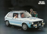 1979 Volkswagen Rabbit Overview