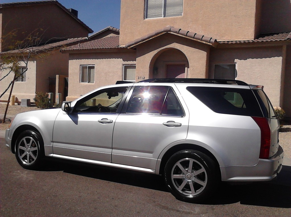 Picture of 2004 Cadillac SRX V8 AWD