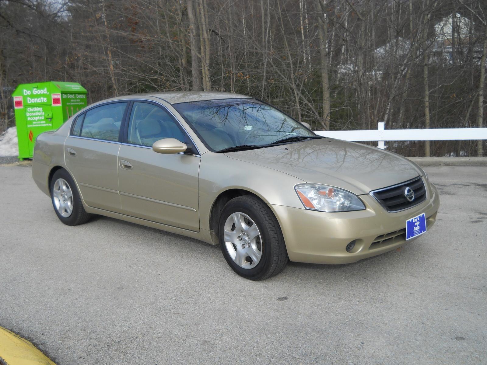 2003 Nissan Altima Pictures Cargurus