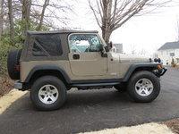 Picture of 2006 Jeep Wrangler Rubicon, exterior