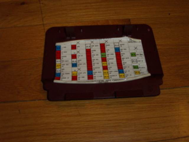 2 People Found This Helpful: 1990 Cadillac Brougham Fuse Box Diagram At Eklablog.co