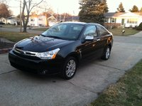 Picture of 2008 Ford Focus SE Coupe, exterior, gallery_worthy