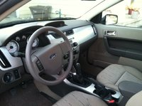 Picture of 2008 Ford Focus SE Coupe, interior