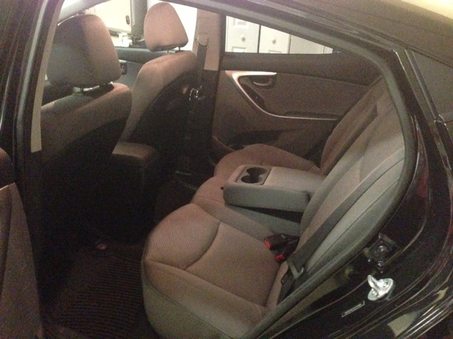 Picture of 2013 Hyundai Elantra GLS Sedan FWD, interior, gallery_worthy