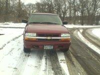 Picture of 2002 Chevrolet Blazer 4 Door LS, exterior, gallery_worthy