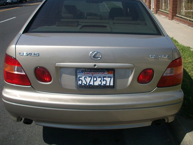 Picture of 1998 Lexus GS 400 RWD, exterior, gallery_worthy