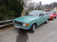 1973 Volvo 142 Overview