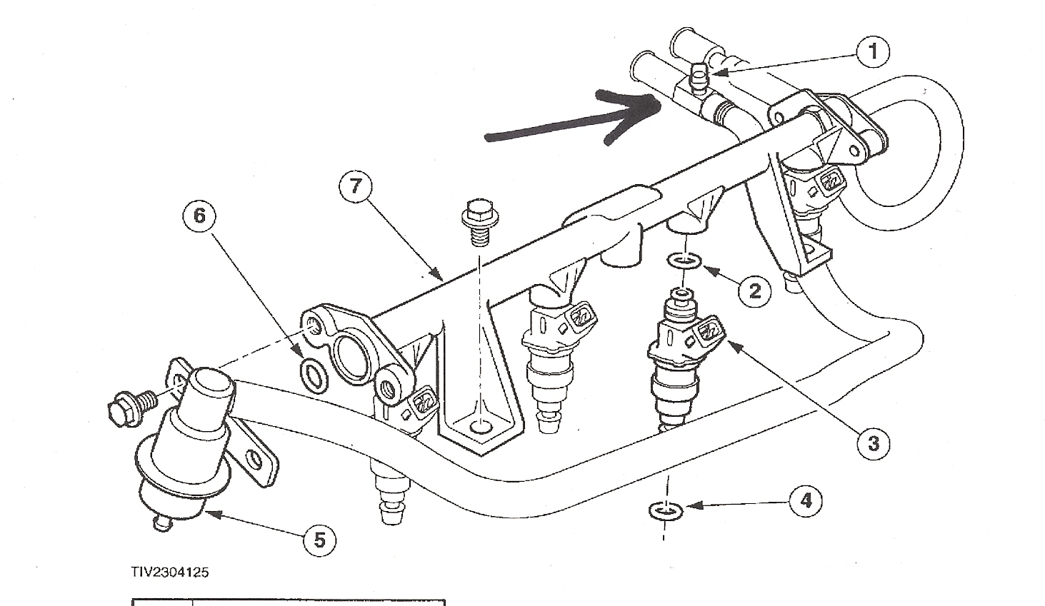 1997 mercury mystique transmission diagram