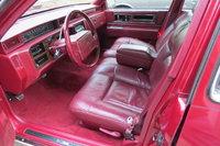 Picture of 1993 Cadillac DeVille Base Sedan, interior