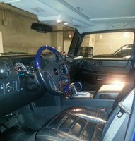 Picture of 2007 Hummer H2 Luxury, interior
