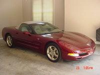 2003 Chevrolet Corvette Convertible picture, exterior