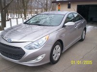Picture of 2012 Hyundai Sonata Hybrid Base, exterior