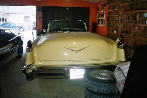 Picture of 1956 Cadillac DeVille